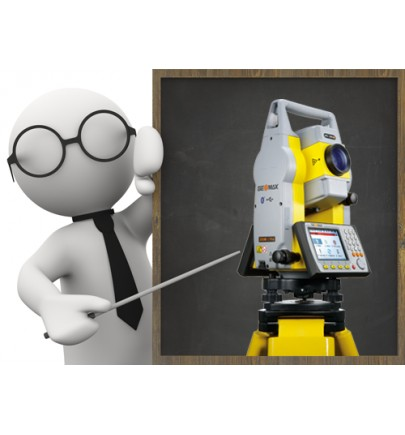 Mechanical Total Station + Field Software Training