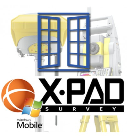Extension XPAD FIELD Robotic pour Android