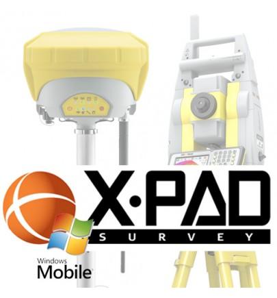 Logiciel XPAD FIELD pour Windows Mobile