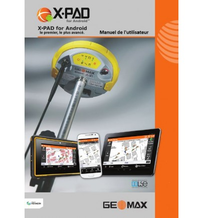 Manuel utilisateur logiciel XPAD Field Android (FR)