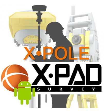 Extension XPOLE pour XPAD Field Android