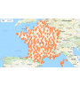 Abonnement TERIA RTK France