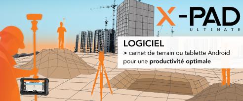 Logiciel X-PAD
